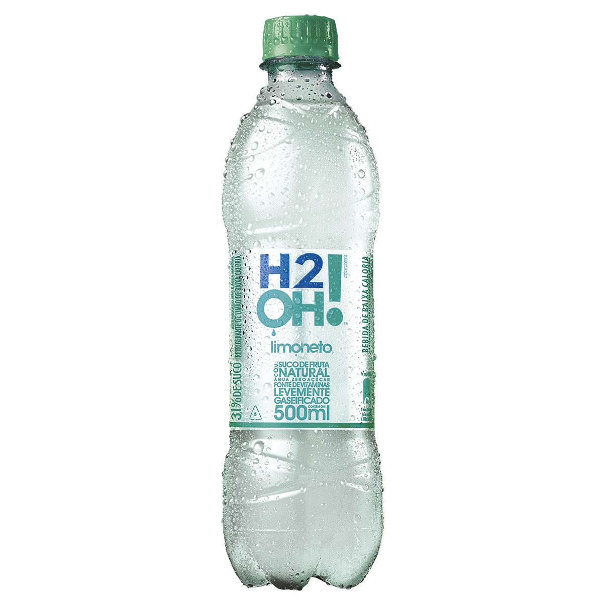 H2OH LIMONETO 500ML X12
