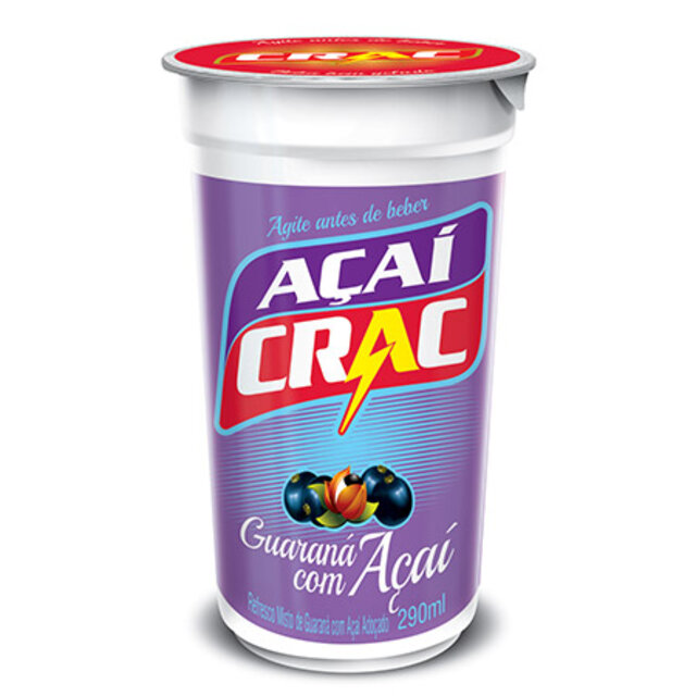 RESFRESCO CRAC 290ML GUAR/ACAI X24