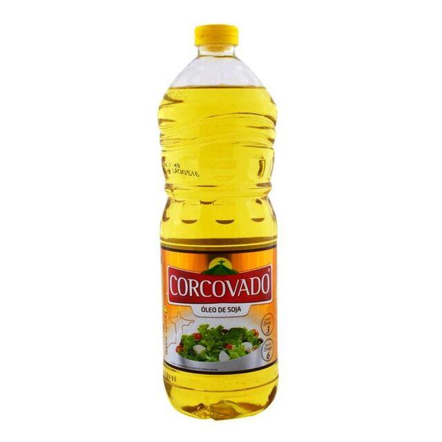 OLEO DE SOJA CORCOVADO 900ML X20