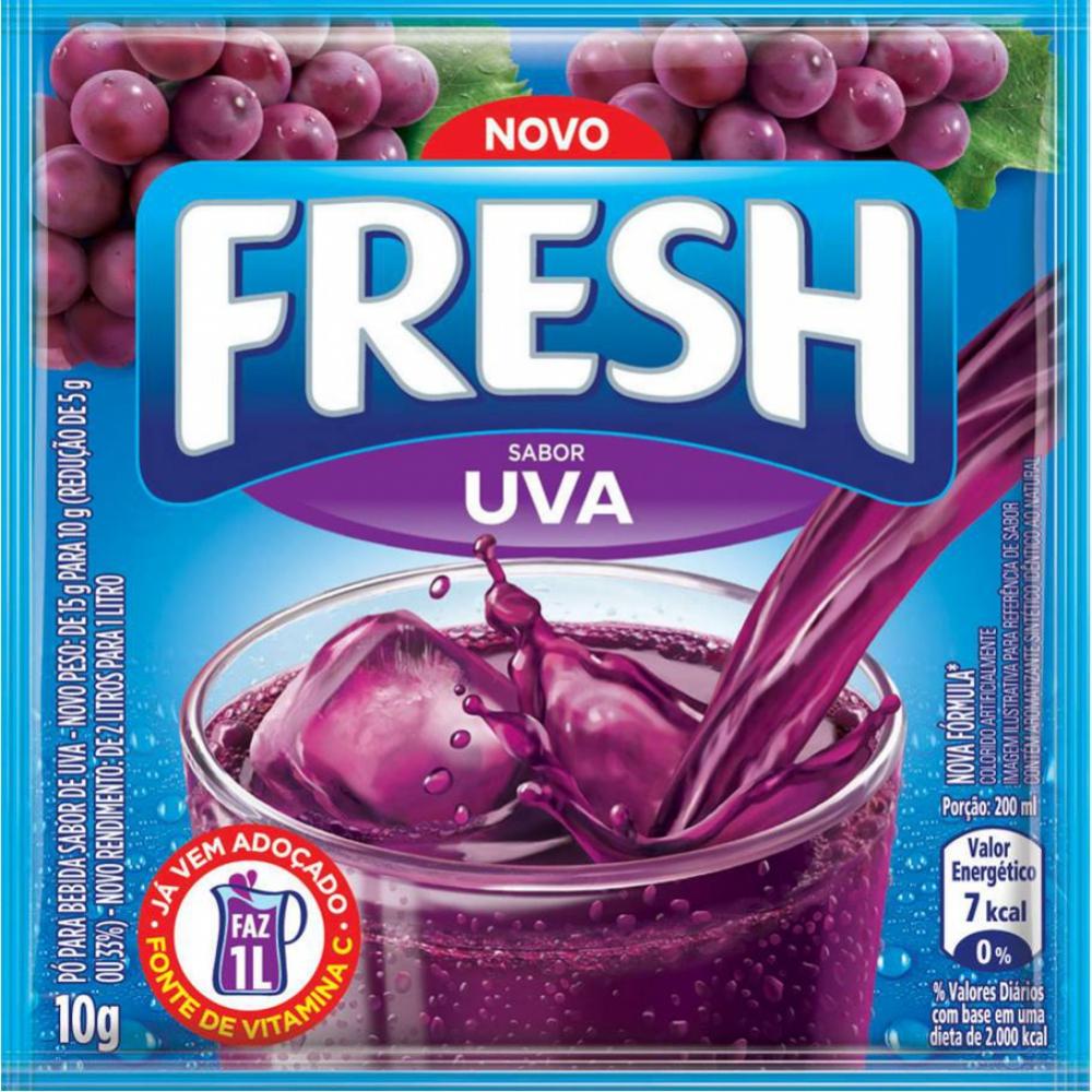 REFRESCO FRESH 10G UVA DP X15