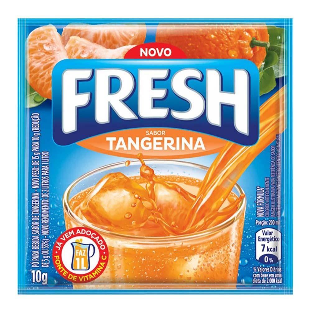 REFRESCO FRESH 10G TANGERINA DP X15
