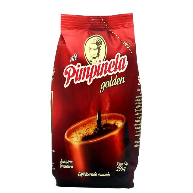 CAFE PIMPINELA ALMOFADA 250G X20