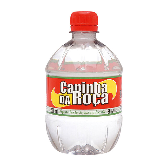 CACHACA CANINHA DA ROCA 500ML X12