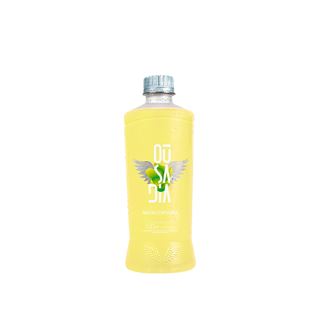 COQUETEL ALCOOLICO OUSADIA 500ML ABACAXI X12