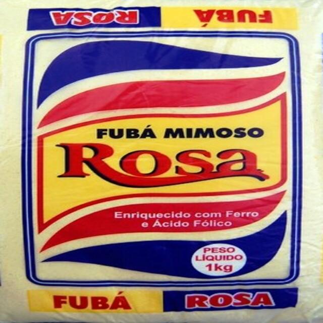 FUBA MIMOSO ROSA 1KG X10