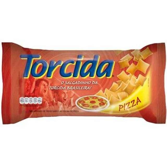 SALGADINHO TORCIDA 70G PIZZA