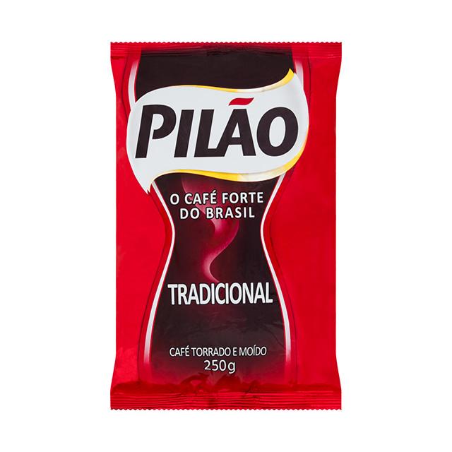 CAFE PILAO ALMOFADA 250G X20