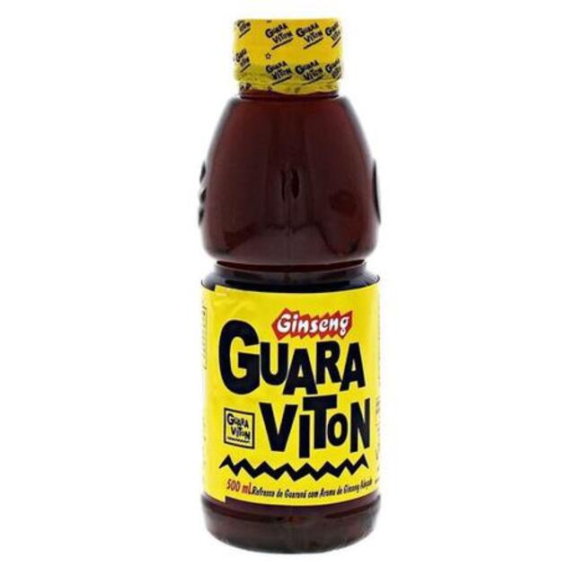 GUARAVITON 500ML GINSENG CX12