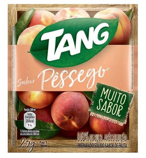 REFRESCO TANG 25G PESSEGO DP X15