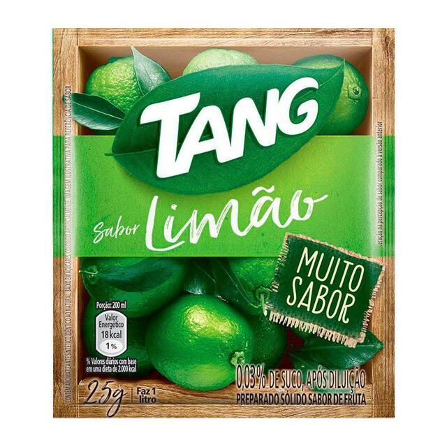 REFRESCO TANG 25G LIMÃO DP X15