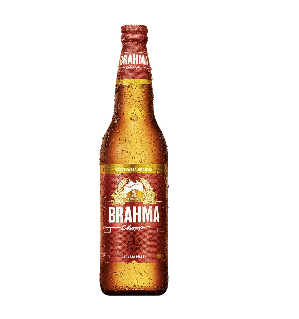 CERVEJA BRAHMA 600ML X24