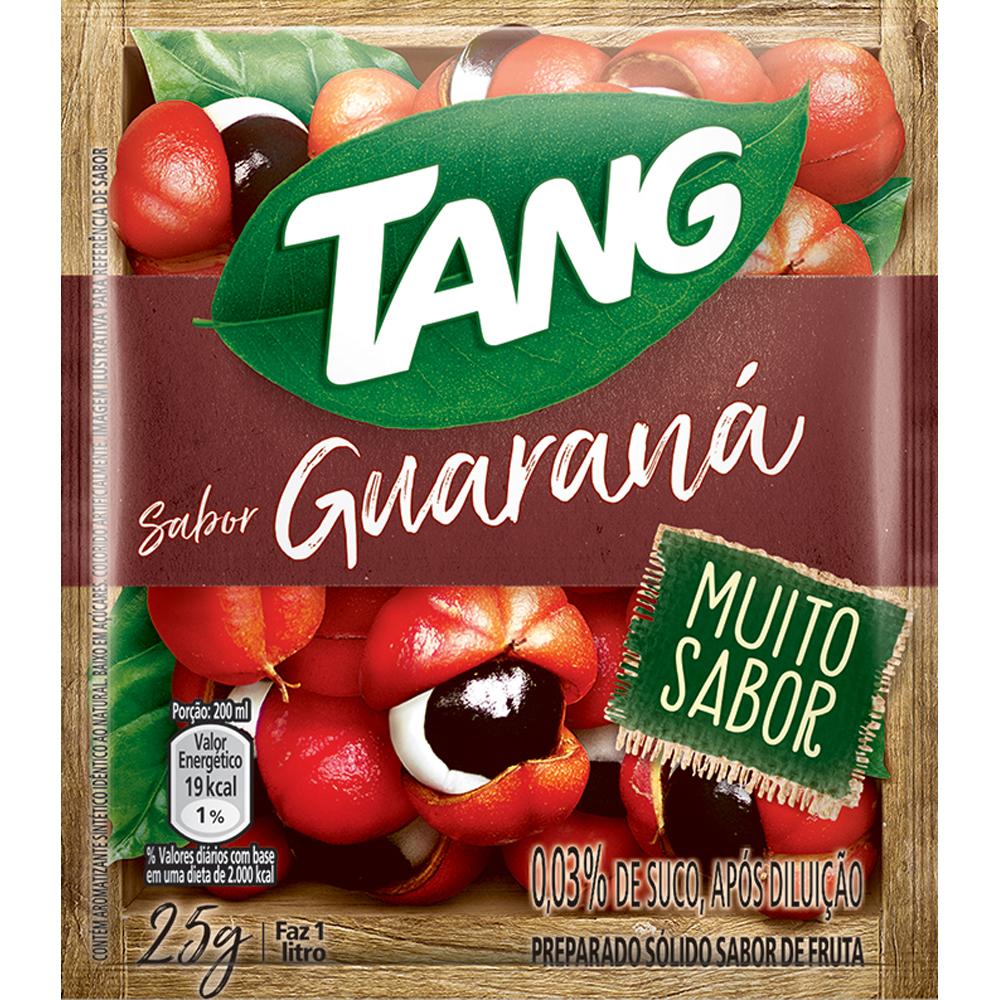 REFRESCO TANG 25G GUARANÁ DP X15